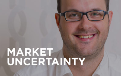 What should I do in times of market uncertainty?