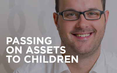 Can I give my assets to my children before I die?