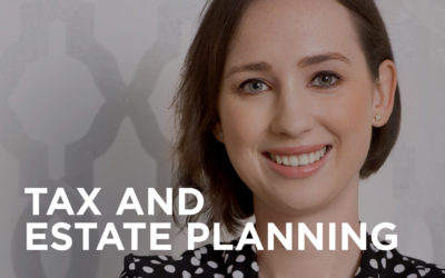 Tax and Estate Planning saving. How important is it?