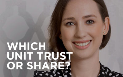 How do I know I'm in the right unit trust or share?